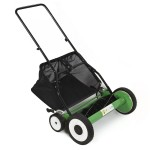 Best Choice Products Classic Hand Push Reel Mower with Grass Catcher