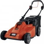 "Black & Decker SPCM1936 19"" 36V Cordless Self-Propelled Lawn Mower"
