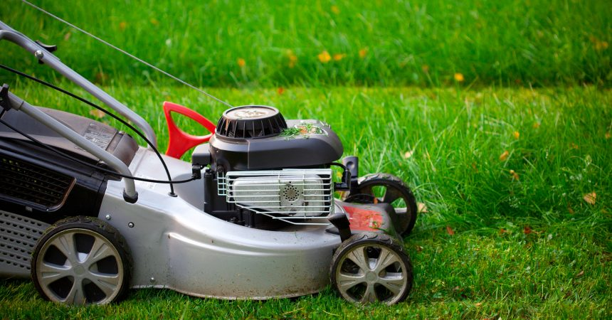 Are Lawn Mowers Waterproof