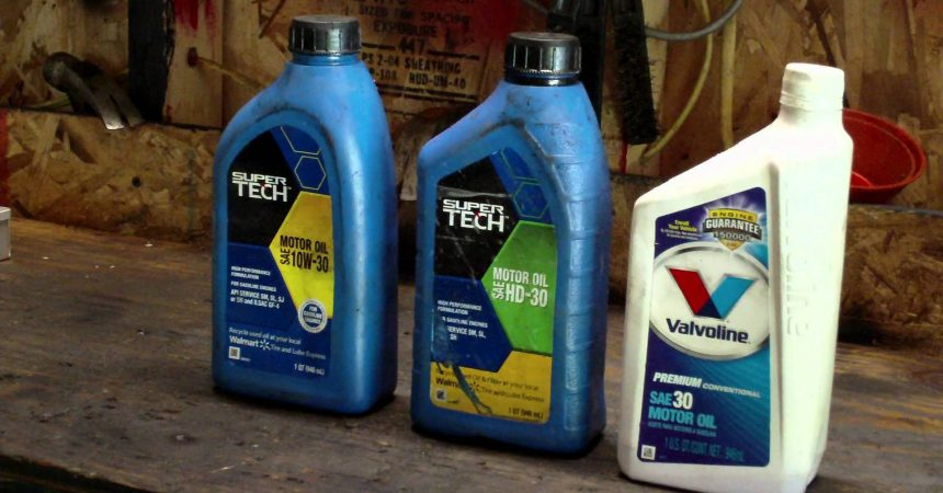 What Kind of Oil Should You Use for a Lawn Mower